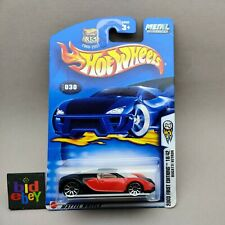 Hot Wheels Bugatti Veyron First Edition