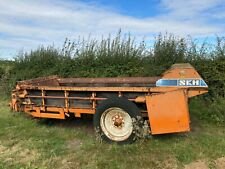 More details for skh 305 rear discharge much spreader