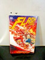 DC NEW SEALED HARD COVER Flash #750 Deluxe Edition HC