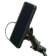 Extended Bike Mirror Phone Mount & TiGRA NEO LITE Case for Huawei P20