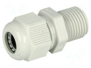GPA-M16-L Cable gland; with long thread; m16; IP68; Mat: polyamide 'UK COMPANY'