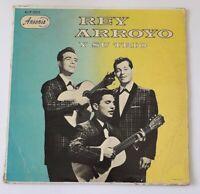 Rey Arroyo y Su Trio ANSONIA ALP-1252 LP VG+ #2542