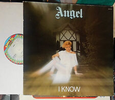 "ANGEL I KNOW 12 "" MAXI"
