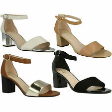 Sandali e scarpe formale nero per il mare da donna 100% pelle