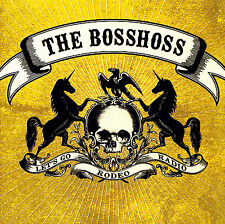 THE BOSSHOSS - CD - RODEO RADIO