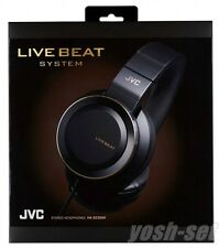 New JVC Victor HA-SZ2000 Live Beat Headphones Premium Model From Japan