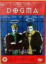 Dogma DVD 1999 Cult Jay and Silent Bob Film Movie Comedy Classic