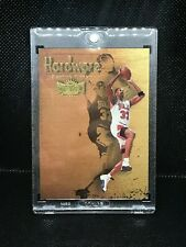 1997-98 Skybox Metal Universe Championship Hardware Scottie Pippen H4