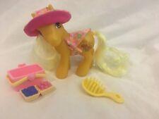 My Little Pony G3 Butterscotch Berry Pickin' Fun Complete 2004