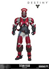 Destiny 2: Vault Of Glass Titan Feud Unfading Shader Figure By McFarlane toys