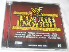 WWF solide Enough pa by Artistes Divers CD, SEP-2001, Dreamworks SKG