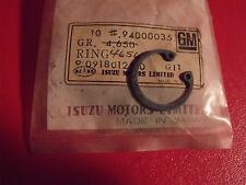 NOS 1972 Chevy Luv Truck brake master cylinder piston stop ring 94000035