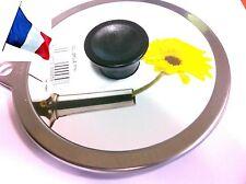 COUVERCLE INOX MINI CHANTEGRET INOX diametre 14 cm maximum