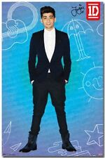 POP MUSIC POSTER 1D One Direction Zayn Pop