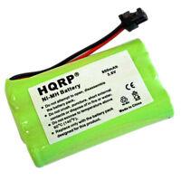 Hqrp Batterie Téléphone sans Fil pour Uniden DCT648 DCT648-2 DCT648-3 DCT-648