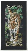 Jaguar Cross Stitch Kit Anchor Premier Collection APC939