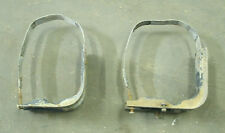 1973 1987 PAIR GAS FUEL TANK STRAPS BRACKETS CHEVY GMC SILVERADO C10 K10 1986 87