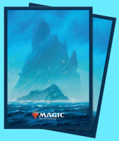 100 ULTRA PRO MAGIC THE GATHERING UNSTABLE LANDS ISLAND DECK PROTECTOR Sleeves