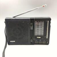 Sony ICF-7600 FM/MW/SW 7 Band Portable Receiver - Fast Free Shipping - H15