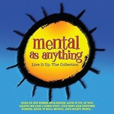 MENTAL AS ANYTHING - LIVE IT UP COLLECTION  2 CD NEW!