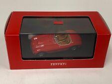 1/43 IXO Dealer Edition Street Ferrari 166 MM Rosso Corsa Red 1948 FER047 D209