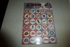 1995 All-Star Game Team Caps 30 pogs Baseball/Texas Rangers/season