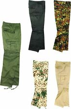 US Style Jungle Pants Outdoor BDU Cargo Hose Zip Off Bein abnehmbar camo uni