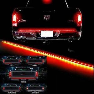 """60"""" LED Tailgate Strip Light Bar Reverse Brake Turn Signal Light for Car Truck"""