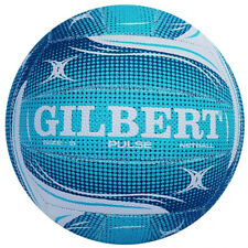 Gilbert Pulse Size 5 Netball - Blue