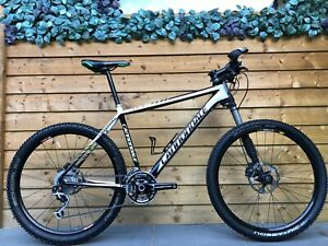 Cannondale SI Voll Carbon/Shimano XT/Lefty Speed /Schönes Rad