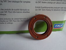 Oil Seal SKF Viton 25x40x7mm Double Lip R23/TC Stainless Steel Spring