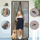 Magnetic+Screen+Door+with+Magnets+and+Transparent+Mesh+Curtain+Black+Color+g