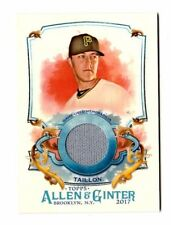 JAMESON TAILLON MLB 2017 TOPPS ALLEN AND GINTER RELICS (PITTSBURGH PIRATES)