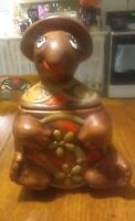 Vintage Twin Winton Turtle Cookie Jar
