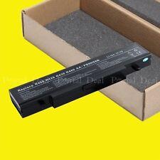 Battery for SAMSUNG Q210 Q310 NP-R480 AA-PL9NC6W AA-PB9NC6W/E AA-PB9NC6B BLACK