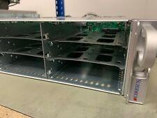 SuperMicro CSE 826 6027R-E1R12L, Dual E5-2603, 32GB DDR3,  12x 450GB SAS