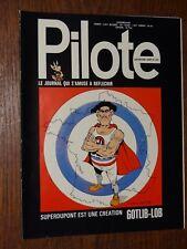PILOTE n°672 - 21 Septembre 1972