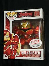 Brand New Funko Pop! #73 HULKBUSTER Iron Man *Marvel Collector Corps Exclusive!*