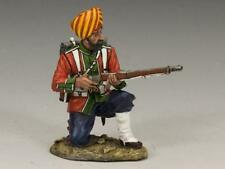 King & Country RETIRED SOE006M Ludhiana Sikhs Regt Kneeling Ready - Mint in Box