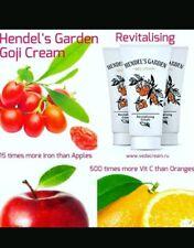 goji cream.Goji berry revitalizing cream Hendel Garden 50 ml made in Russia..UK