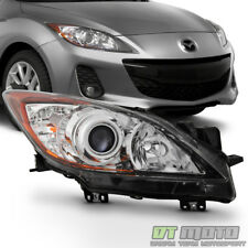 2010-2013 Mazda 3 Mazda3 Halogen Headlight Headlamp Right Passenger Side 10-13 (Fits: Mazda)