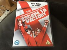 Escape To Victory (DVD, 2010) MICHAEL CAINE , BOBBY MOORE , SYLVESTER STALLONE