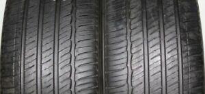 225 50 R 17 94V M+S Michelin Primacy MXM4 Runflat A86 x2 Nearly New Tyre 2255017