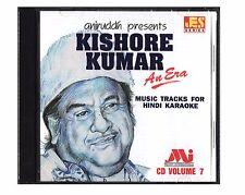 Sing Along Music Hindi Karaoke Aniruddh CD Kishore Kumar An Era Dard Vara Afsana