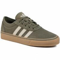 [EG2489] Mens Adidas Adiease Skateboarding Sneaker - Green Gum - NO BOX