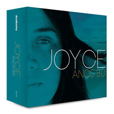 CD BOX  Joyce – Anos 80 (4 CDs) (NEW/SEALED)