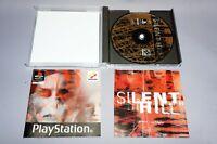 Ps1 Silent Hill Vintage Konami Cult Video Game PAL 1999 Playstation 1 Near Mint