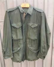 Vintage 1950's US Army M-51 Field Jacket Small