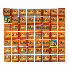 Bible Character Matching Game - Educational - 56 Pieces