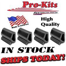 Mopar 68 69 70 Roadrunner Coronet Charger Hood Side Bumper Wedge Kit